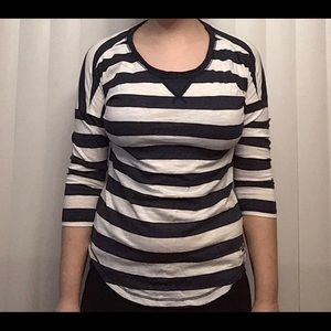 Striped half sleeve Hollister Shirt